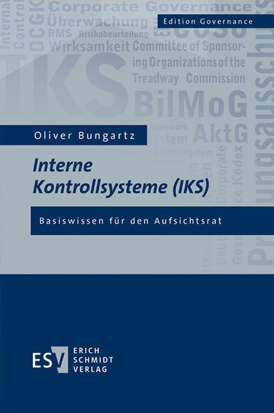 Interne Kontrollsysteme (IKS) - Coverbild