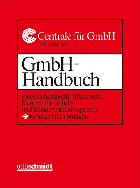GmbH-Handbuch - Coverbild