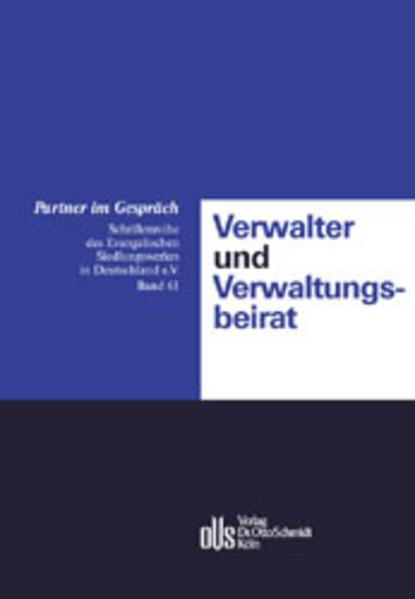 Verwalter und Verwaltungsbeirat - Coverbild