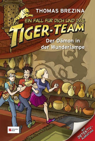 Ein Fall für dich und das Tiger-Team, Band 43 - Coverbild