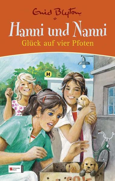 Hanni und Nanni Glück auf vier Pfoten PDF Download