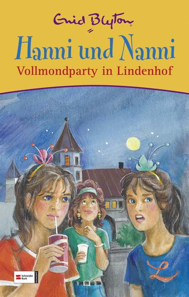 Hanni und Nanni Vollmondparty in Lindenhof - Coverbild