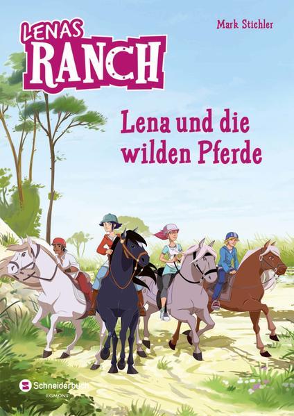 Lenas Ranch, Band 02 - Coverbild