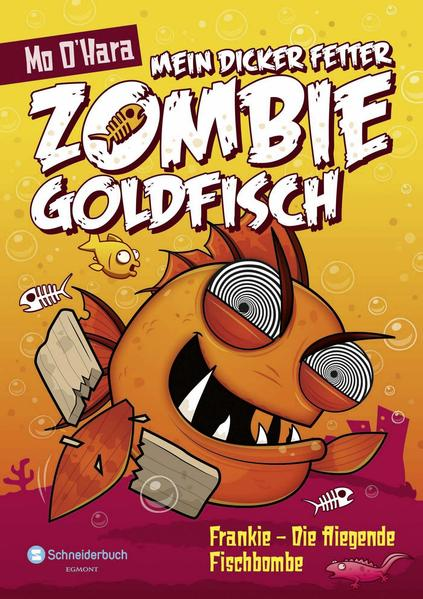 Mein dicker fetter Zombie-Goldfisch, Band 05 - Coverbild