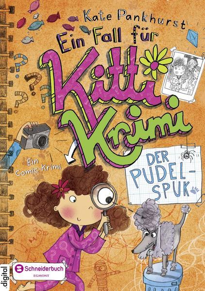 Ein Fall für Kitti Krimi, Band 04 - Coverbild