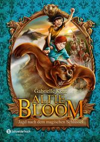 Alfie Bloom, Band 02  Cover