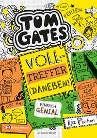 Tom Gates, Band 10 Cover