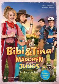 Bibi & Tina - Mädchen gegen Jungs Cover
