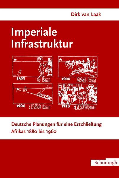 Imperiale Infrastruktur - Coverbild