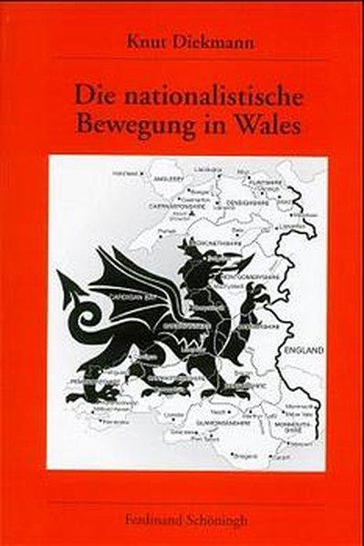 Die nationalistische Bewegung in Wales - Coverbild
