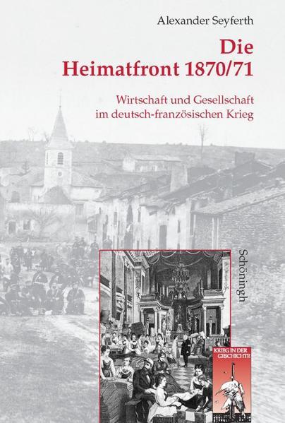 Die Heimatfront 1870/71 - Coverbild