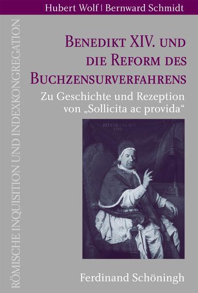 Benedikt XIV. und die Reform des Buchzensurverfahrens - Coverbild