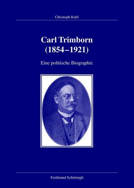 Carl Trimborn (1854-1921) - Coverbild