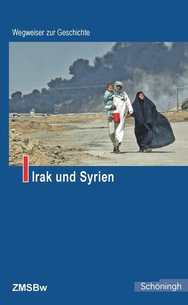 Irak und Syrien - Coverbild
