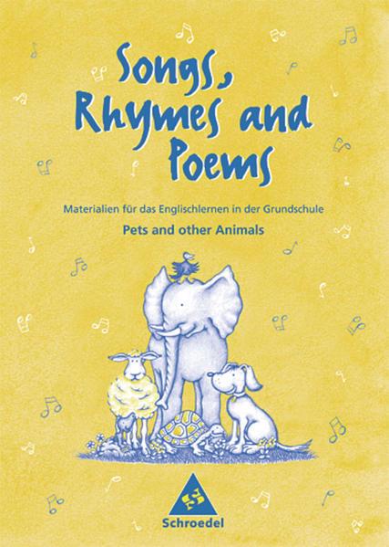 Lehrwerksunabhängige Zusatzmaterialien / Songs, Rhymes and Poems - Coverbild