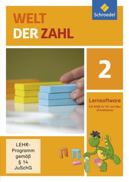 Welt der Zahl / Welt der Zahl - Ausgabe 2015 Lernsoftware - Coverbild
