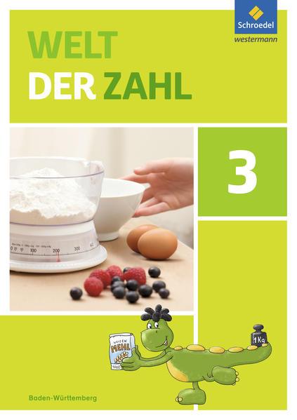 Welt der Zahl / Welt der Zahl - Ausgabe 2016 für Baden-Württemberg - Coverbild