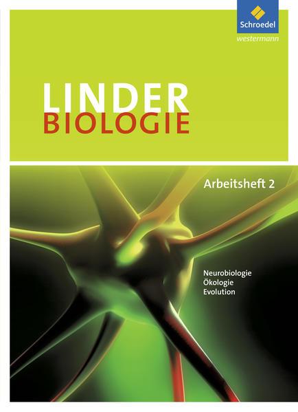 LINDER Biologie SII / LINDER Biologie SII - Arbeitshefte - Coverbild