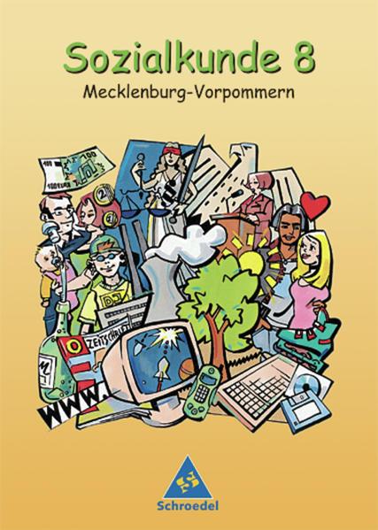 Sozialkunde - Ausgabe 2004 für Mecklenburg Vorpommern - Coverbild