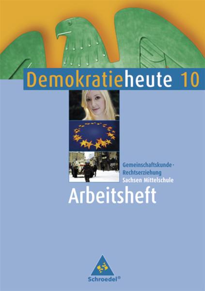 Demokratie heute - Ausgabe 2005 für Sachsen - Coverbild