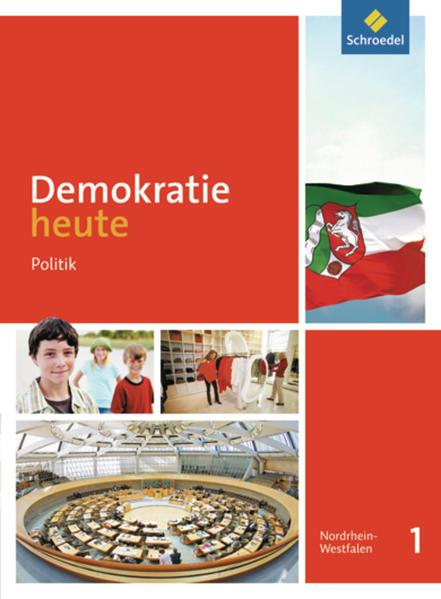 Demokratie heute / Demokratie heute - Ausgabe 2011 für Nordrhein-Westfalen - Coverbild