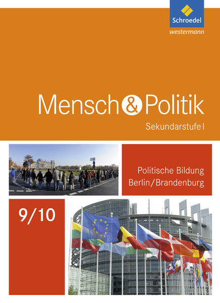 Mensch und Politik SI / Mensch und Politik SI - Ausgabe 2017 für Berlin und Brandenburg - Coverbild