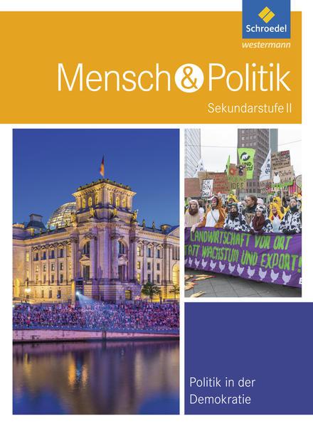 Mensch und Politik SII / Mensch und Politik SII - Themenbände - Coverbild