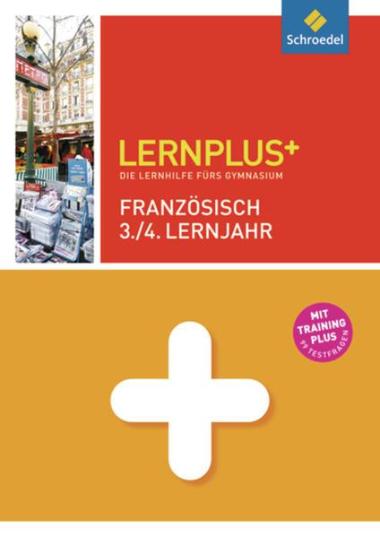 Lernplus / Lernplus - Die Lernhilfe fürs Gymnasium - Coverbild