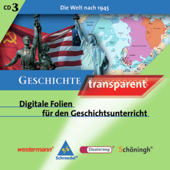 Geschichte transparent - Coverbild