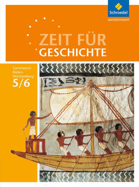 Zeit für Geschichte / Zeit für Geschichte - Ausgabe 2016 für Gymnasien in Baden-Württemberg - Coverbild