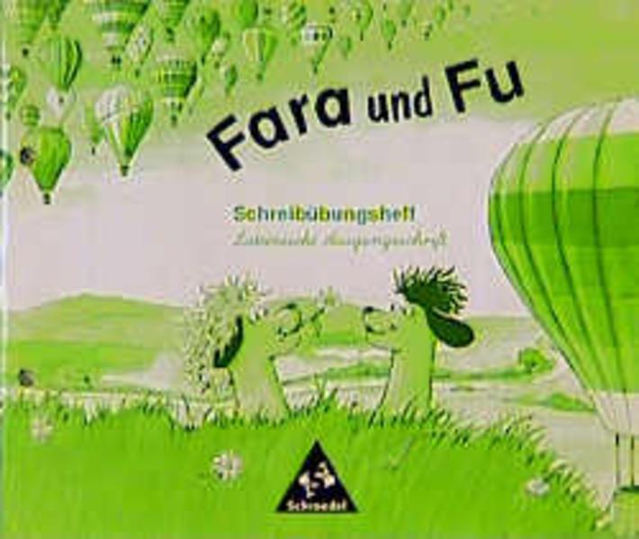 Fara und Fu - Ausgabe 1996 - Coverbild