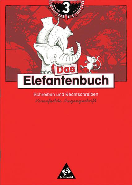 Das Elefantenbuch - Ausgabe 1996 - Coverbild