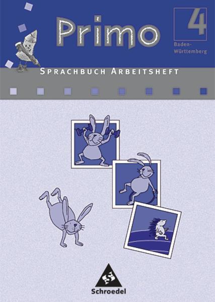 Primo.Sprachbuch - Ausgabe Baden-Württemberg - Coverbild