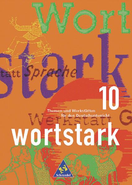 wortstark - Allgemeine Ausgabe 1996 - Coverbild