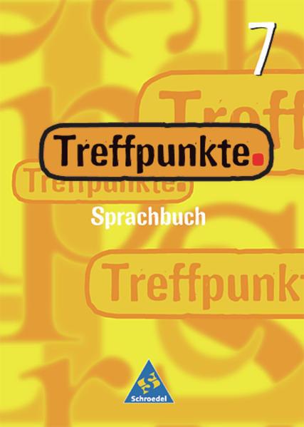 Treffpunkte Sprachbuch - Allgemeine Ausgabe - Coverbild