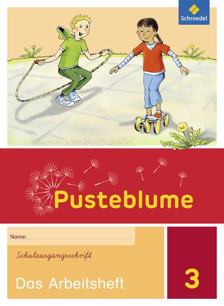 Pusteblume. Das Sprachbuch / Pusteblume. Das Sprachbuch - Ausgabe 2015 für Berlin, Brandenburg, Mecklenburg-Vorpommern, Sachsen-Anhalt und Thüringen - Coverbild