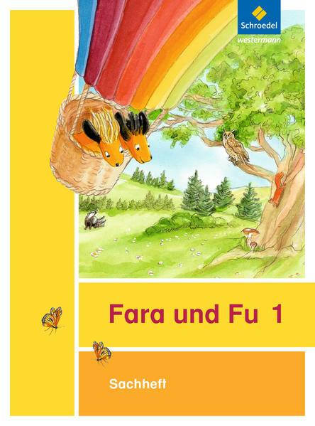Fara und Fu / Fara und Fu - Ausgabe 2013 - Coverbild