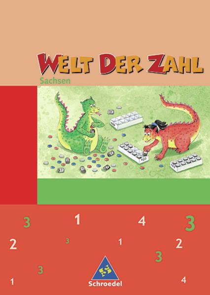Welt der Zahl / Welt der Zahl - Ausgabe 2004 Sachsen - Coverbild