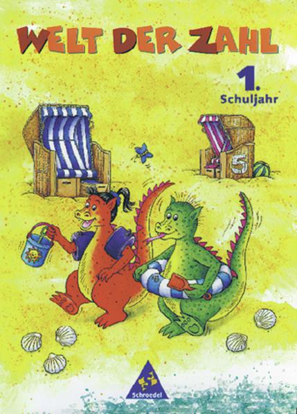 Welt der Zahl - Ausgabe 1998 für das 1. - 3. Schuljahr Nord und Berlin - Coverbild