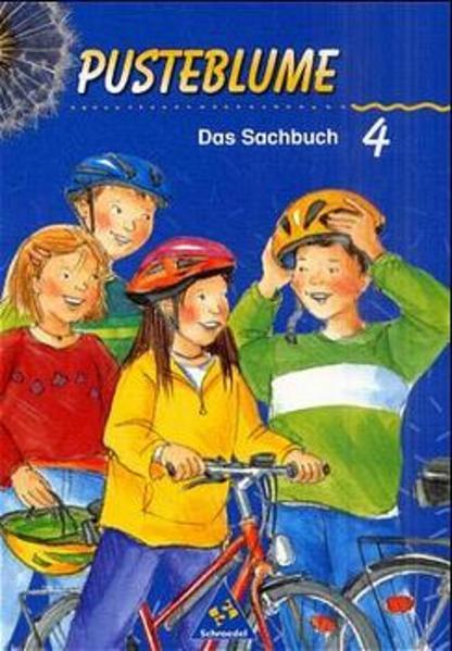 Pusteblume. Das Sachbuch - Ausgabe 2000 für das 4. Schuljahr Saarland - Coverbild