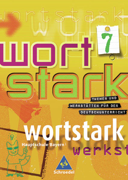 wortstark / wortstark - Ausgabe Bayern - Coverbild