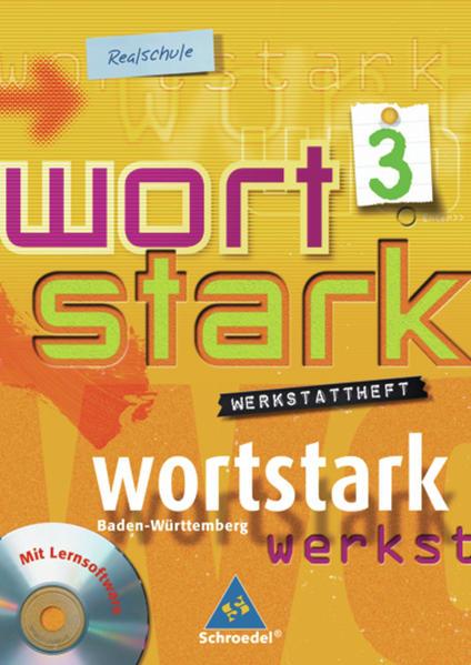 wortstark / wortstark - Realschulen in Baden-Württemberg - Ausgabe 2004 - Coverbild