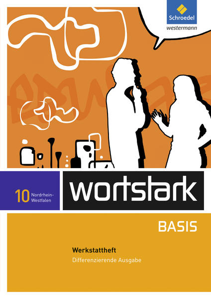 wortstark Basis / wortstark Basis - Differenzierende Ausgabe 2012 NRW - Coverbild
