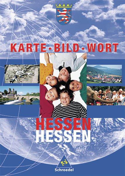 Karte Bild Wort / Karte Bild Wort: Grundschulatlanten - Ausgabe 2001 - Coverbild