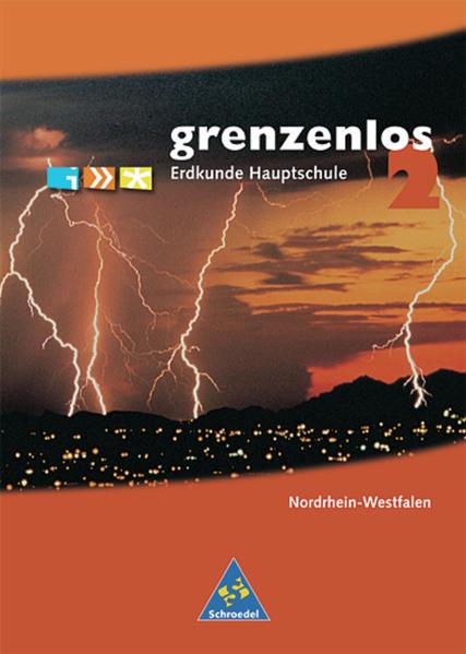 grenzenlos Erdkunde / grenzenlos Erdkunde - Ausgabe 2002 Nordrhein-Westfalen - Coverbild