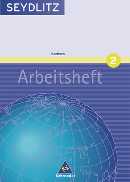 Seydlitz Geographie - Ausgabe 2004 für Gymnasien in Sachsen - Coverbild
