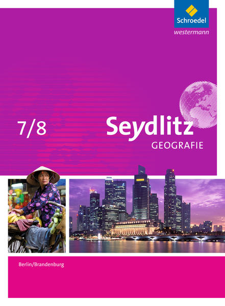 Seydlitz Geografie / Seydlitz Geografie - Ausgabe 2016 für Berlin und Brandenburg - Coverbild
