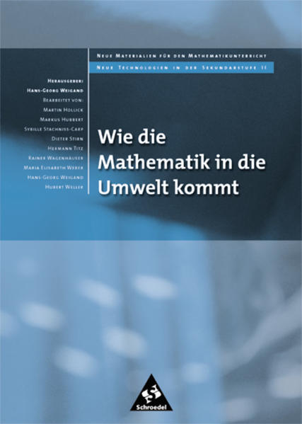 Wie die Mathematik in die Umwelt kommt / Wie die Mathematik in die Umwelt kommt - Coverbild