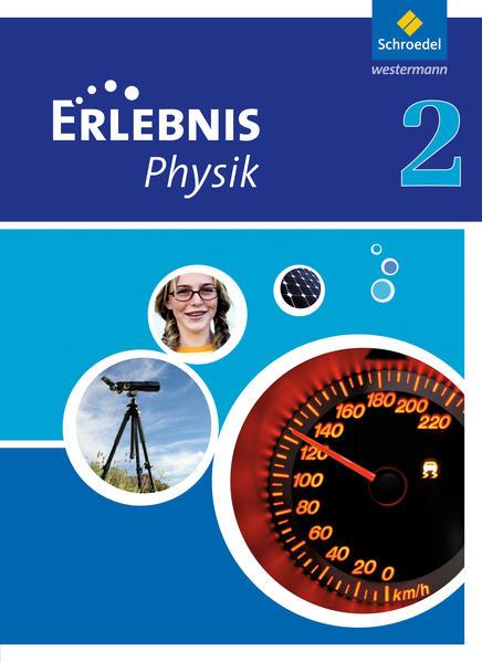 Erlebnis Physik / Erlebnis Physik - Ausgabe 2011 für Hessen - Coverbild