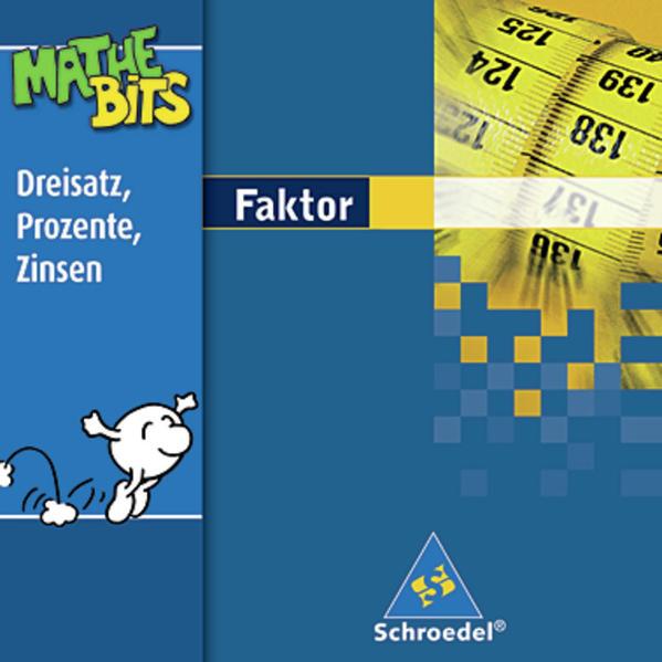Faktor / Faktor Lernsoftware MatheBits - Coverbild